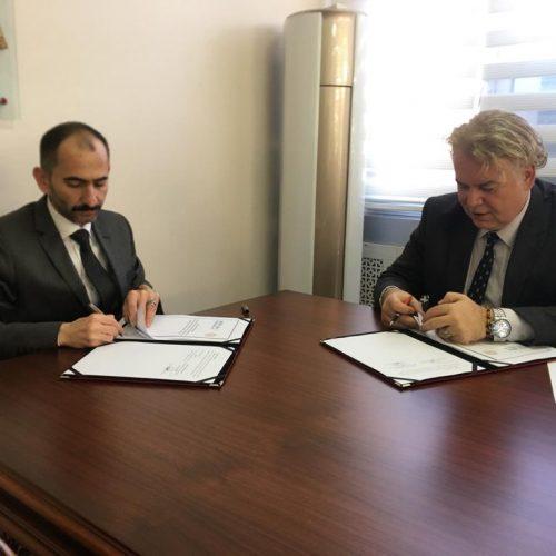 MEB MTEGM ile 3. ve 4. Seviye meslek elemanı eğitim ve sınavlarının, kurumumuz işbirliği ile gerçekleştirilmesi hususunda işbirliği protokolü imzaladık.