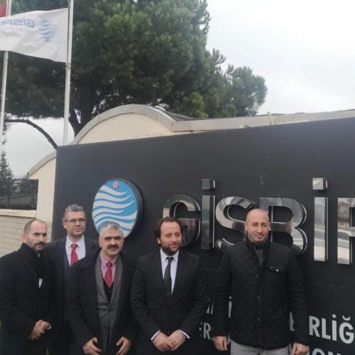 İstanbul İl Milli Eğitim Müdürlüğü Mesleki Teknik Eğitimden sorumlu İl Milli Eğitim Müdür Yardımcısı Serkan GÜR ve il Denklik Komisyonu Anadolu yakası koordinatörü A. Tamer KAMBER'in, tersaneler bölgesinde yaptıkları saha ziyaretlerine eşlik ettik.